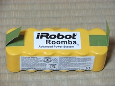 iRobot Roomba Advanced Power System